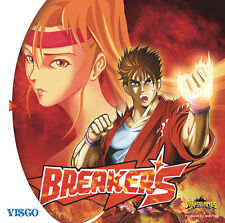 BREAKERS [US/JP VERSION] FOR SEGA DREAMCAST 2017 OFFICIAL!