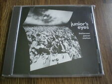 JUNIOR'S EYES - BATTERSEA POWER STATION CD
