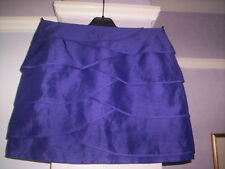 SILK-MIX LIMITED COLLECTION SKIRT BY MARKS & SPENCER S 12