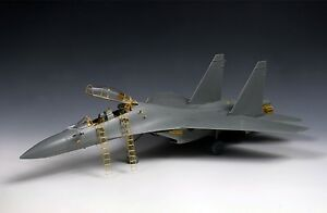 NEW 1/72 Russian Sukhoi Su-30 MKK Update Detail PE Etched for Trumpeter D543