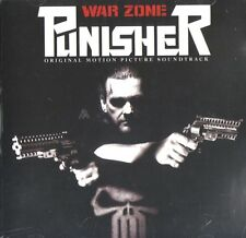 Soundtrack - Punisher War Zone ( CD ) NEW Slayer , Slipknot