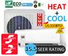 18000 BTU 230V Mini Split Ductless Air Conditioner 1.5 Ton 15.5 SEER Alpic OLMO
