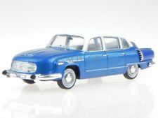 Tatra 603 1970 blau weiss Modellauto WB152 Whitebox 1:43