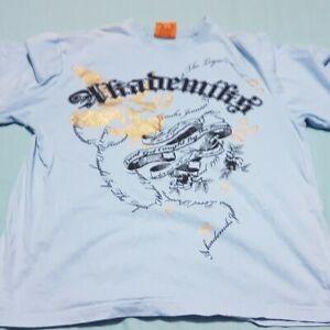 Akademiks Mens Tshirt sz XL Preowned