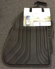 BMW Genuine Front All Weather Rubber Floor Mats Black F45 F46 51472287856