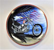 The Hamilton Easy Riders Plate Collection American Classic Ltd Coa