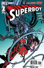DC comics new 52 SUPERBOY 0 1 - 34 COMPLETE series lot full run superman 2011