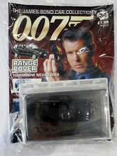 JAMES BOND 007 CAR COLLECTION  Issue 34- Range Rover  Tomorrow Never Dies - New