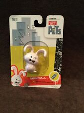 The Secret Life of Pets, Snowball,16 GB USB Flash Drive FIGURE 2 INCH PVC NEW