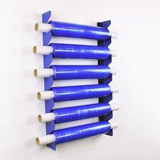 Heavy Duty Shrink Wrap Stretch Pallet Film Reel Roll Holder Dispenser Store Tidy