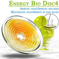 100% Authentic Bio Disc 4 New design Quantum Scalar biodisc Amazing Power Energy