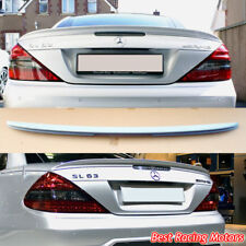 A Style Trunk Spoiler Wing (ABS) Fits 03-12 Mercedes-Benz R230 SL-Class