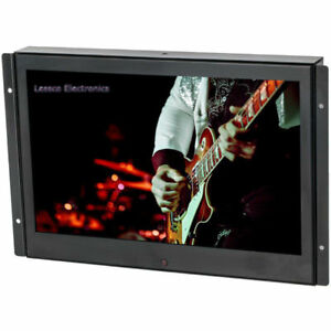 ACCELE LCDM102W 10.2 inch Wide screen LCD monitor Metal Housed 800 x 480 Pixels