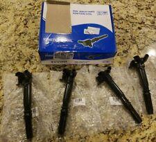 Set of 4 New Ignition Coil for Ford F-150 F-350 Super F-250 Super Duty 6.2L-V8