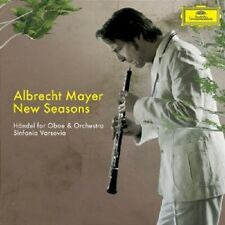 "Albrecht Mayer ""New seasons-Haendel pour hautbois..."" CD NEUF"