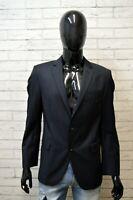 JOOP Uomo Giacca Blu Blazer da Ufficio Business Taglia M Jacket Men Cappotto