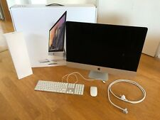 "Apple iMac Retina 5K, 27"" (4GHz Intel Core i7, 8GB RAM, 3TB), inkl. OVP"