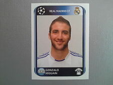 PANINI CHAMPIONS LEAGUE 2010 2011 - N.446 HIGUAIN REAL MADRID
