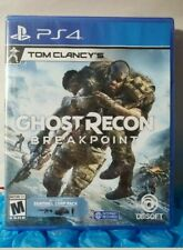 Tom Clancy's Ghost Recon Breakpoint SEALED (PlayStation 4 PS4)