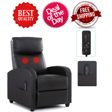 Massage chair Relaxing electric Sofa with recliner pad therapy spa comfortable