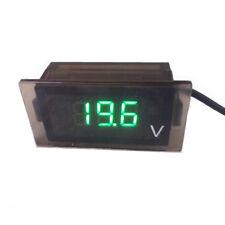 Universal LED Digital Display Voltmeter Voltage Meter DC 12V-24V Motorcycle Bike