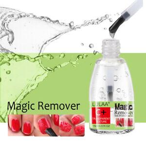 Nail Gel Polish Remover Burst Magic Remover Cleaner Gel Soak Off Nail Primer