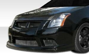07-12 Fits Nissan Sentra D-Sport Duraflex Front Body Kit Bumper!!! 106048