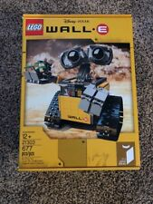 NEW/SEALED LEGO Wall-E 21303 Ideas Fast/free shipping. Disney/Pixar