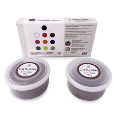 BROWN Air Dry Art Clay - Professional Grade | For Craftsmen and Kids |