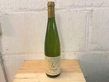 3 bouteilles Riesling Domaine Shaller vin d'Alsace millésime 2019