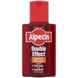 Alpecin Double Effect Caffeine Shampoo For Weak Hair/Hair Loss 200ml