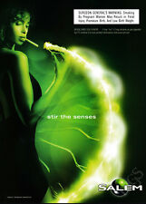 "Kool cigarettes 1 page print ad 2004 ""Stir the Senses"""
