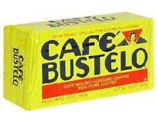 Cafe Bustelo Ground Espresso Coffee 10oz Brick - Free Shipping