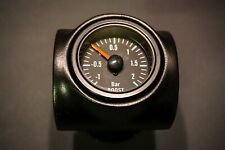 AUDI  s4 a4 b5 rs4 boost gauge GERADE Turbo Ladedruckanzeige Instrumenten Halter