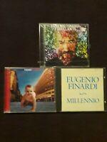EUGENIO FINARDI - TRE CD  - NUOVI - VEDI DESCRIZIONE