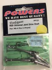 Powers HDD Universal Joint Drive Shaft (RS-4 Pro) (FRONT)