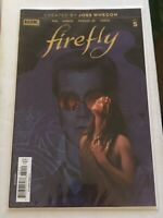 FIREFLY BAD COMPANY #5 FAGAN SEXY 2nd print VARIANT COVER boom! joss whedon 2019
