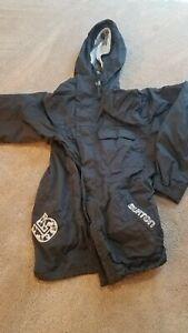 Burton DryRide Snowboarding Black Jacket Women's Medium RN 87380 CA 26902