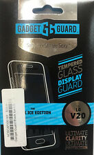 Gadget Guard black ice edition screen protector for LG V20