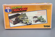 Tyco US1 Electric TRUCKING Pipe And Log Unloading Yard *SEALED*  #W3