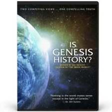 DVD Movies 2017 Is Genesis History?
