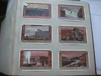 Liebig collection album, nrs 201 to 250, 1933 to 1936 - 50 complete Belgian sets