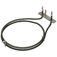 Heating Fan Oven Element 2000 Watts for Stoves 444448069 Oven Cooker 82626896