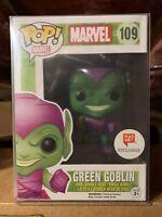 Funko Pop! Green Goblin Walgreens 109 *NEW *Vaulted *Protector Spider-Man Marvel