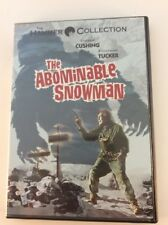 The Abominable Snowman of the Himalayas (Dvd 2000 Widescreen) Hammer Collection