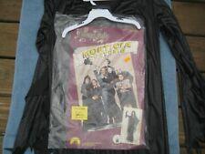 Rubies Addams Family Morticia Adult Costume Dress Medium in Original Package