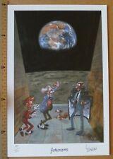 Ex-Libris Yoann - Spirou et Fantasio 52 - Fantasmagories - n&s