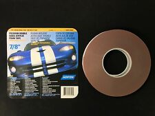 "Genuine Norton Premium Double Sided Acrylic Decal Foam Tape 7/8"" 05622 Free Ship"