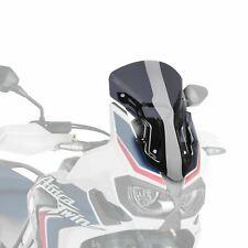 Puig Rauchglas Racing Display Windschutzscheibe Honda CRF1000L Africa Twin 16-19