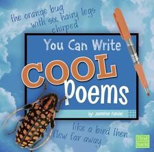 You Can Write Cool Poems (First Facts)-ExLibrary